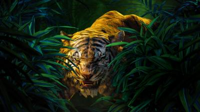 The Jungle Book Shere Khan Wallpaper 51830