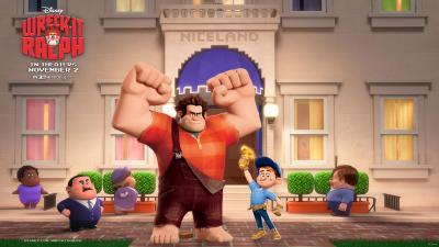 Wreck It Ralph Movie Wallpaper 51821