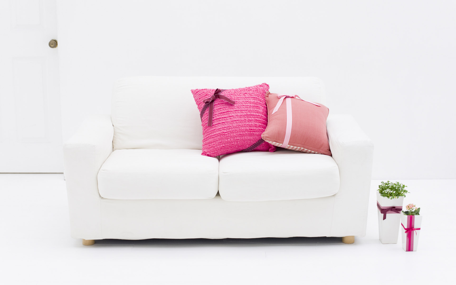 white sofa desktop wallpaper 49065