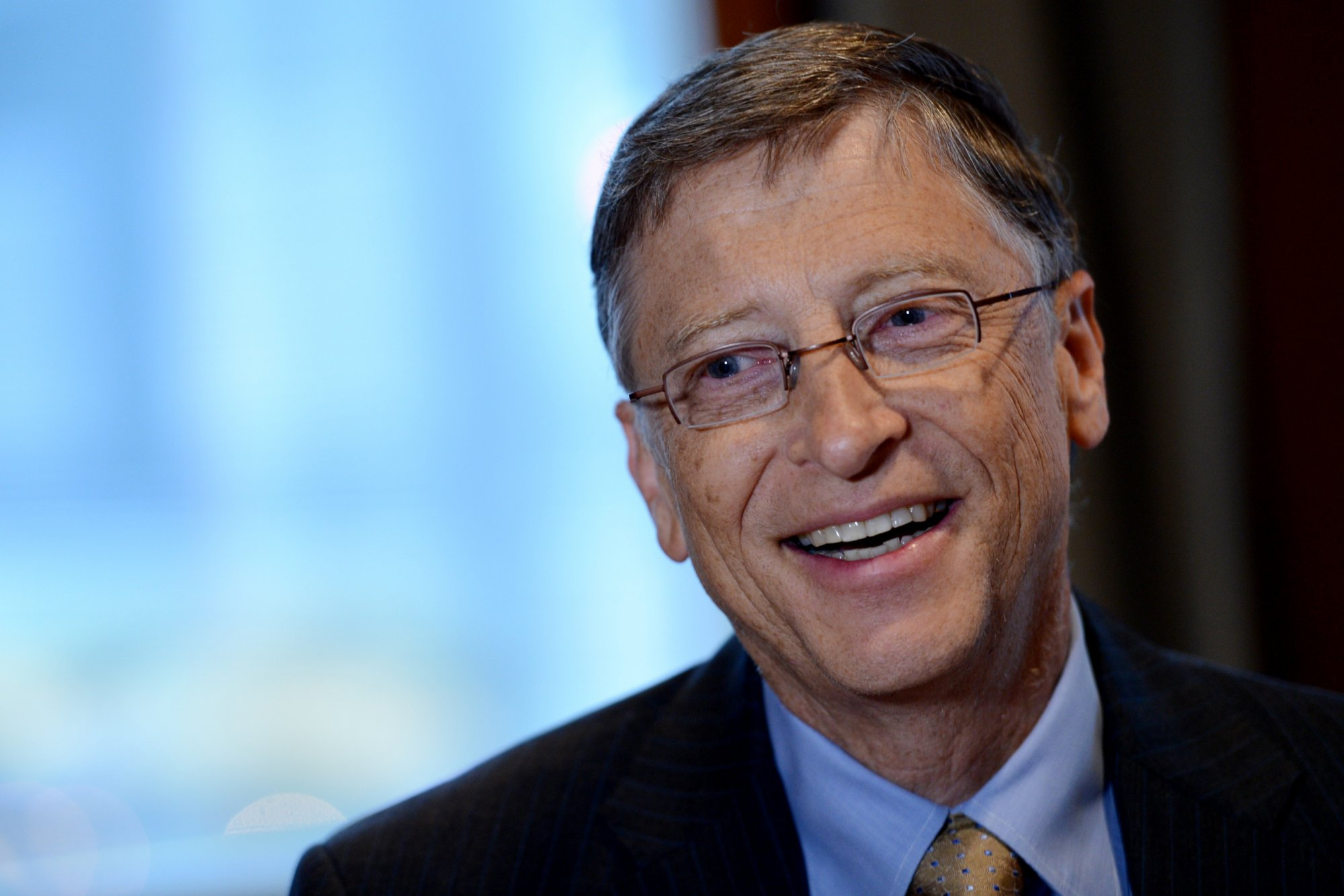 bill gates smile wallpaper 61168