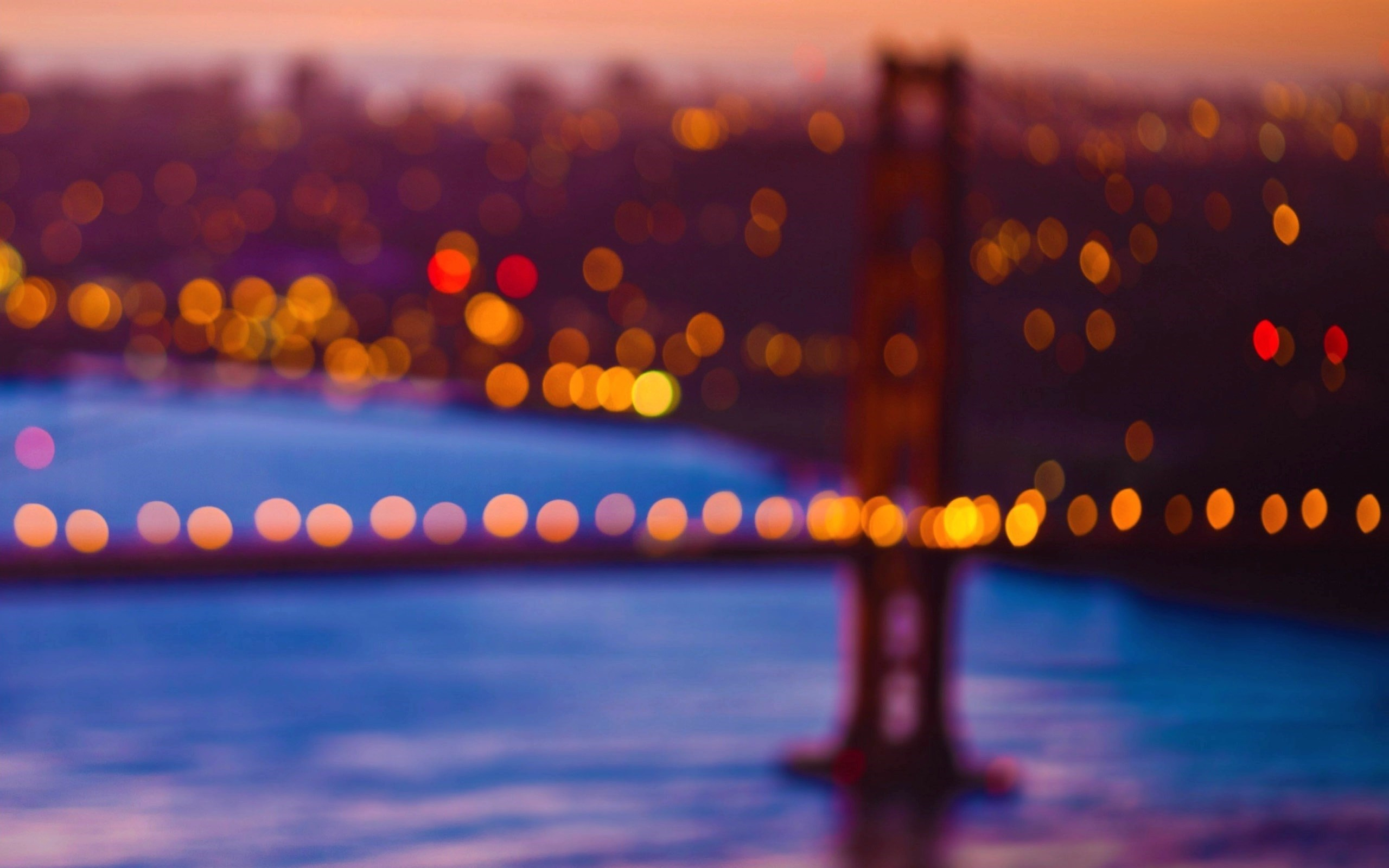 bridge bokeh wallpaper background 61930