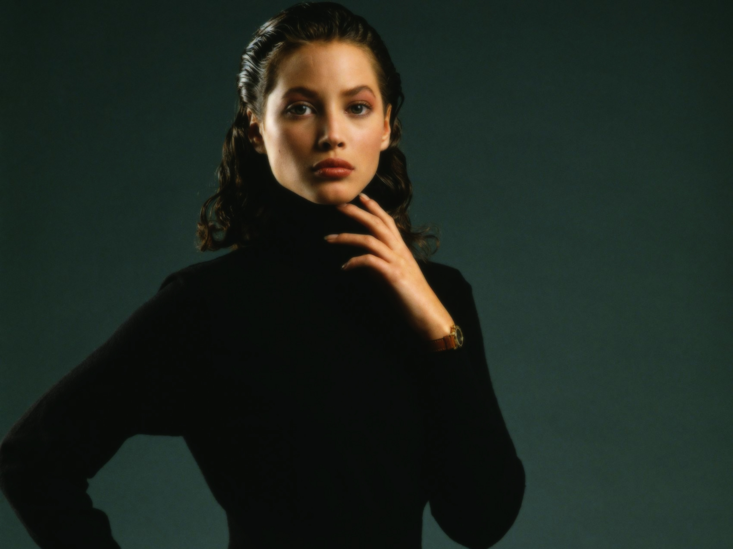 christy turlington computer wallpaper 59535