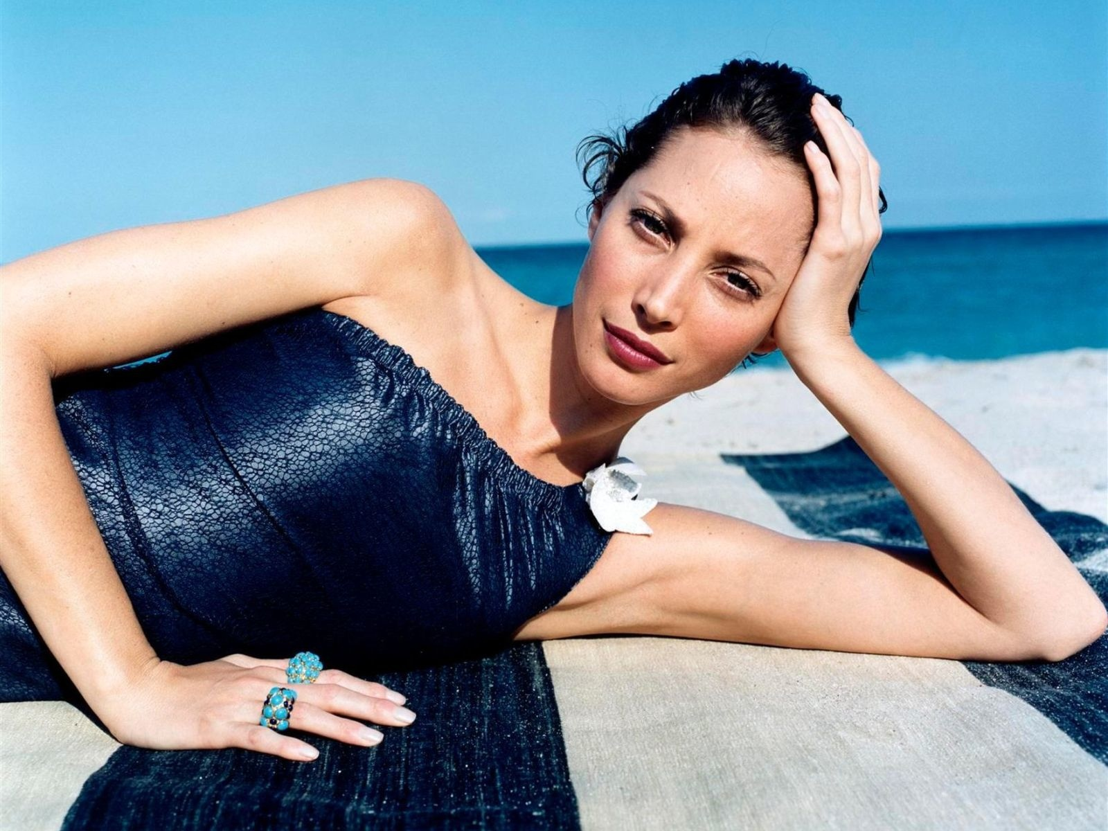 christy turlington model wallpaper 59539