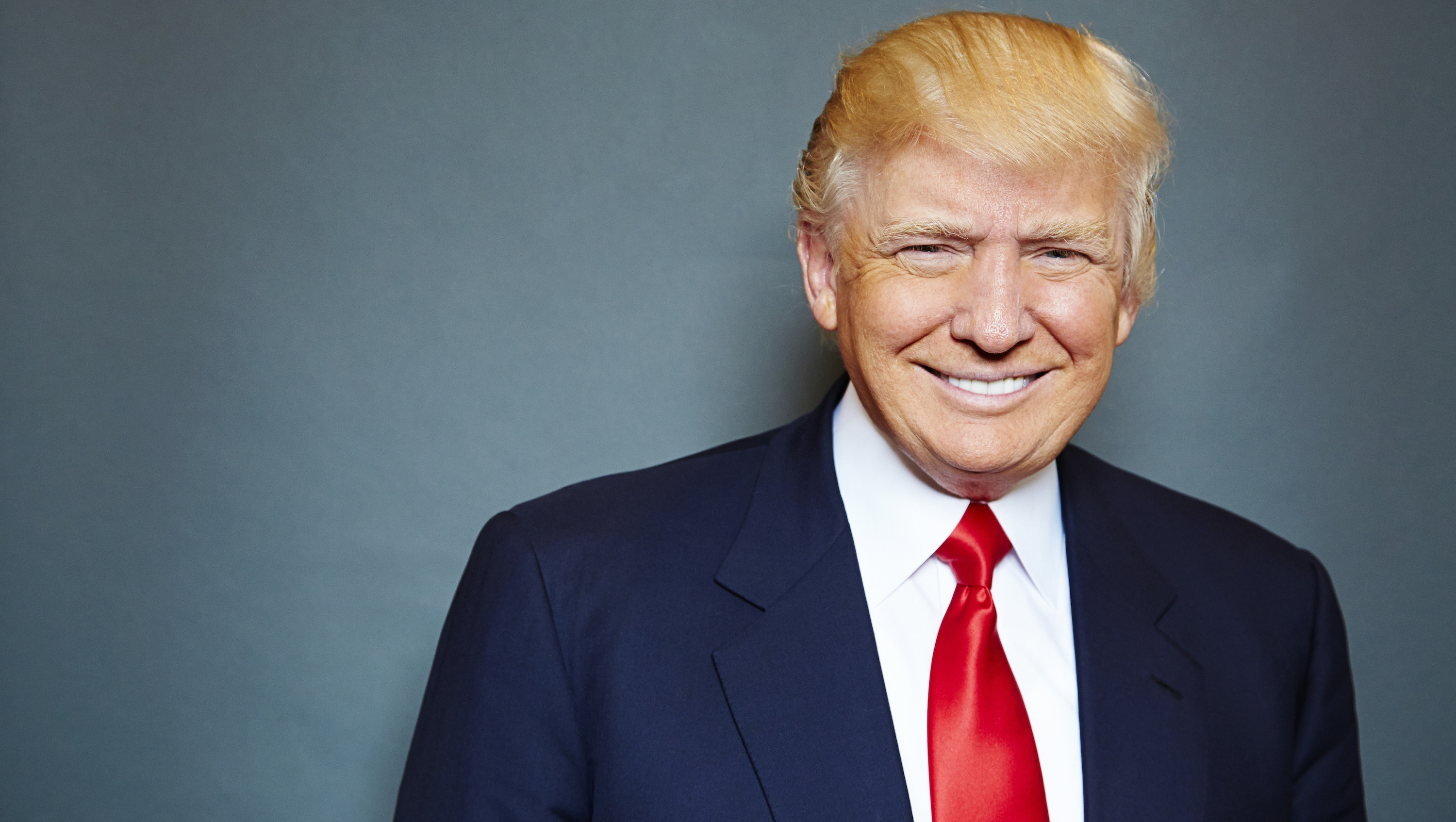 donald trump smile wallpaper 59542