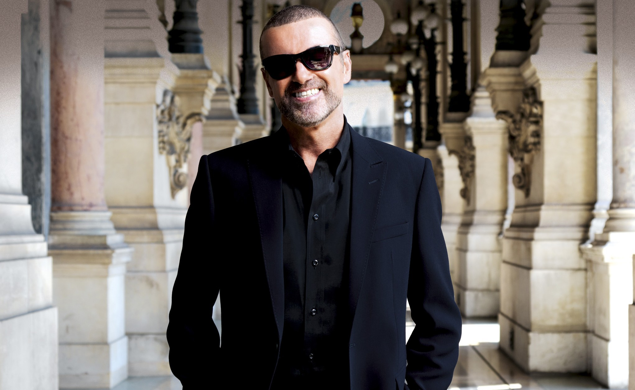 george michael smile wallpaper 61647