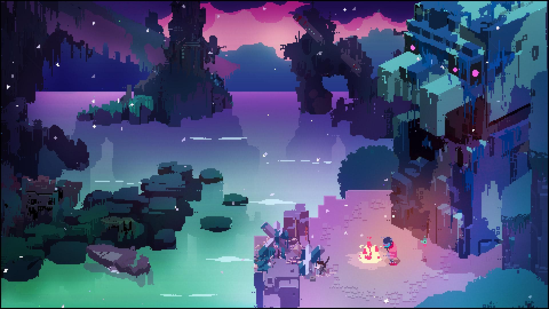 hyper light drifter desktop wallpaper 61518
