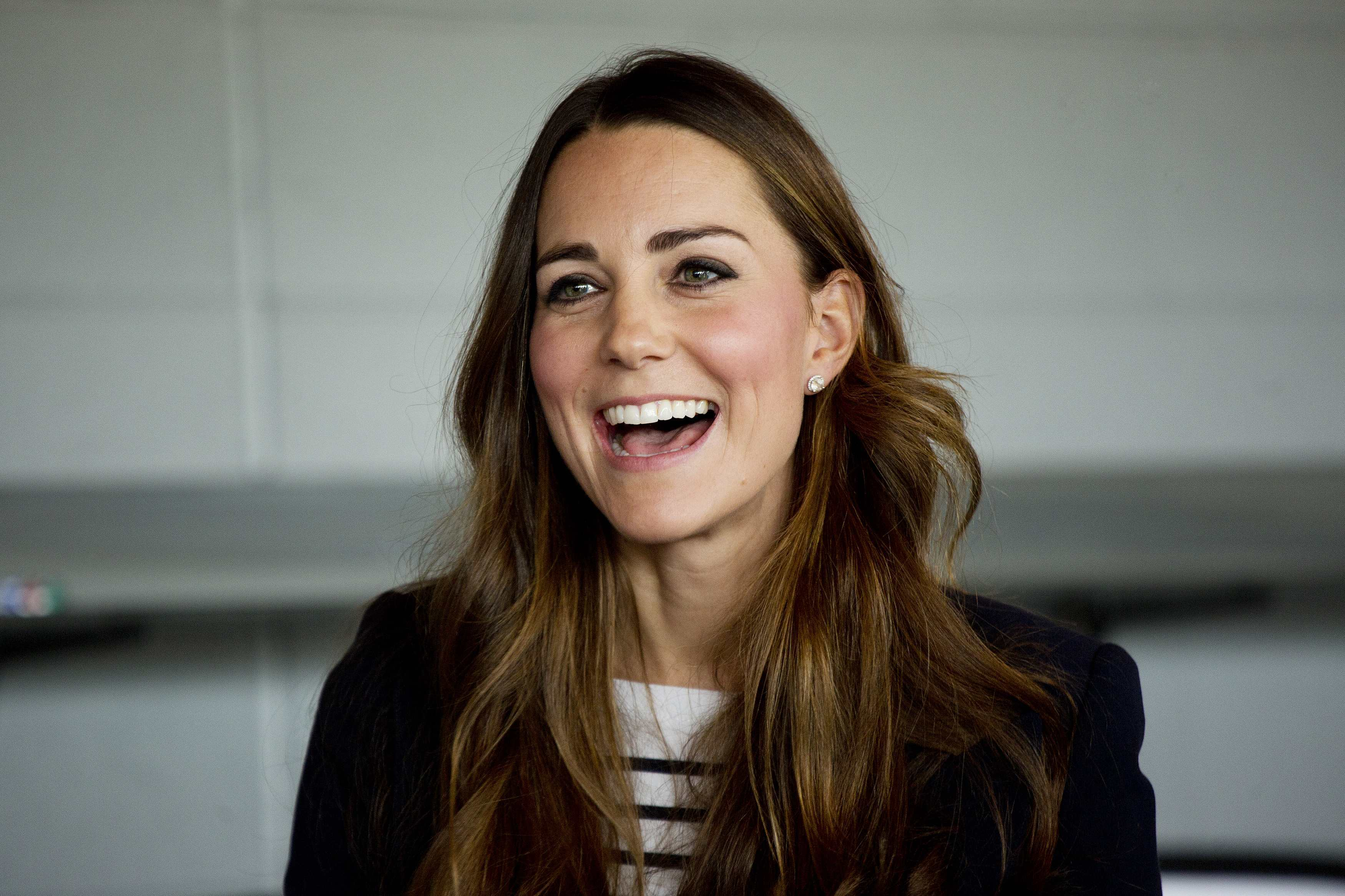 kate middleton smile widescreen wallpaper 60862