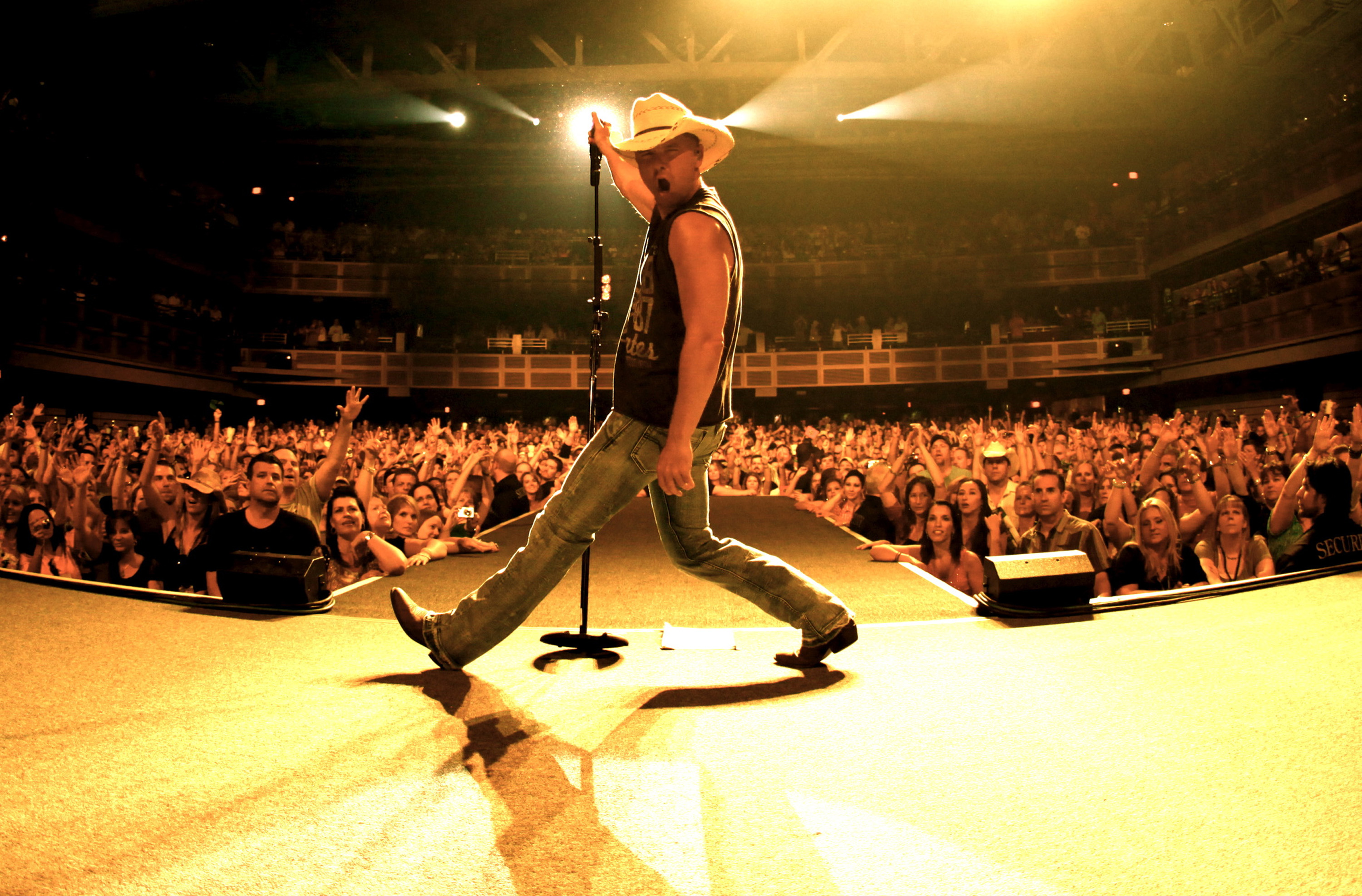 kenny chesney performing wallpaper background 59981