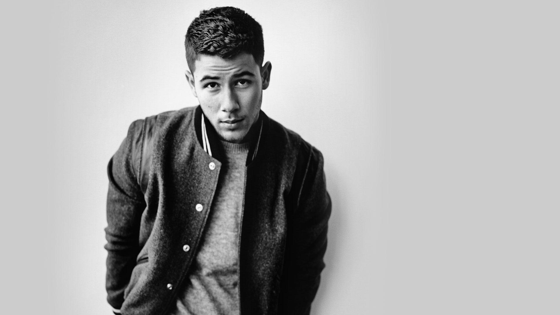 monochrome nick jonas wallpaper 59705