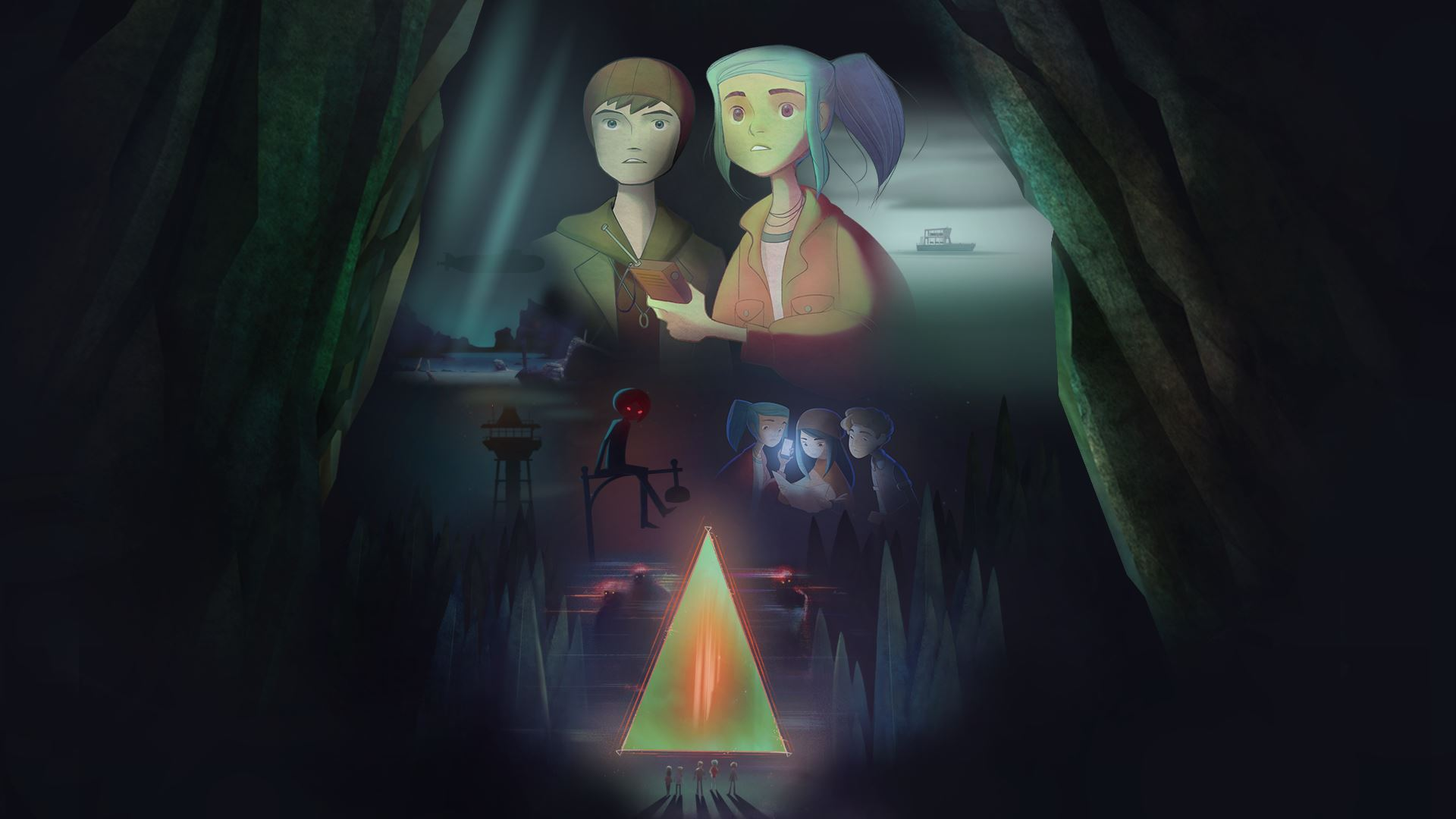 oxenfree hd wallpaper 61504