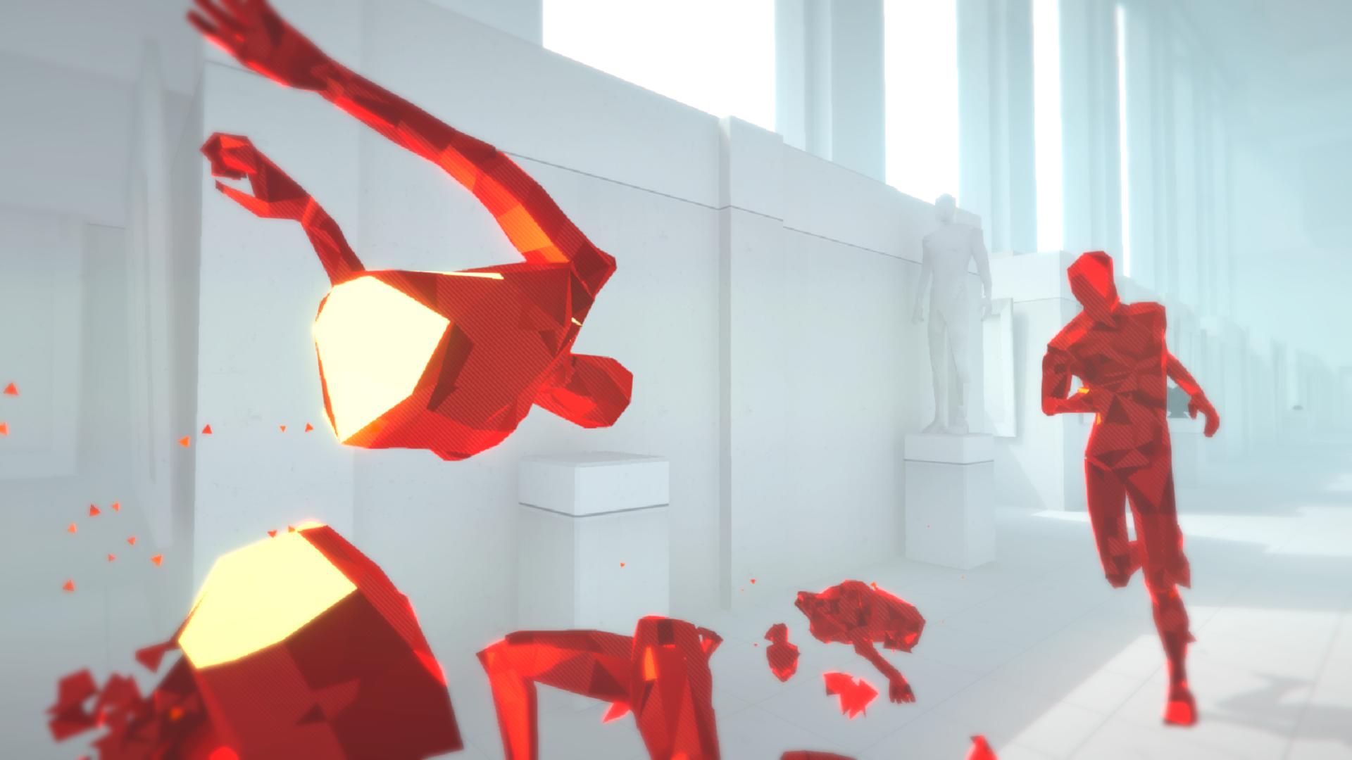 superhot video game desktop wallpaper 61485