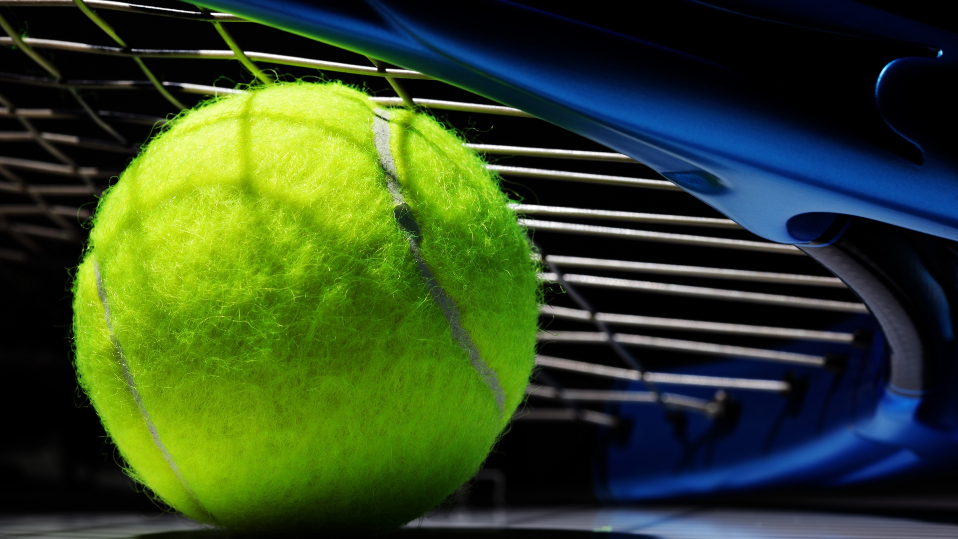 tennis ball up close wallpaper 59881