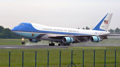 Air Force One Desktop Wallpaper 59524