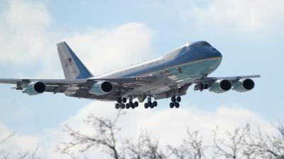 Air Force One Widescreen Wallpaper 59522