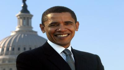 Barack Obama Smile Wallpaper 59514