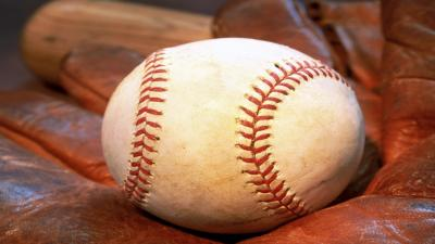 Baseball and Glove Wallpaper 59877