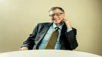 Bill Gates Desktop Wallpaper 61170