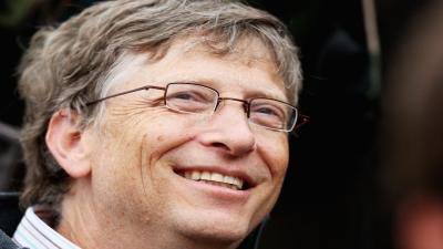 Bill Gates Face Wallpaper Background 61172