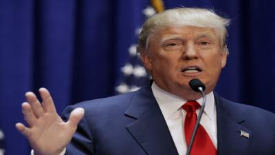 Donald Trump President Widescreen Wallpaper 59544