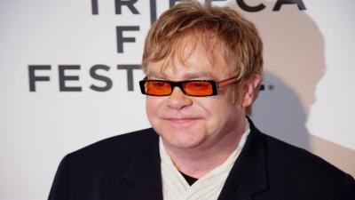 Elton John Celebrity Glasses Wallpaper 60605