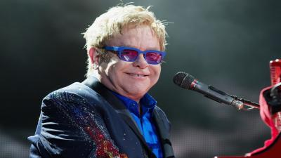 Elton John Wide Wallpaper 60599