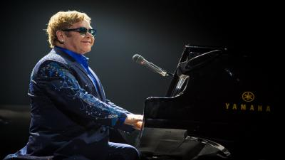 Elton John Widescreen Wallpaper 60598