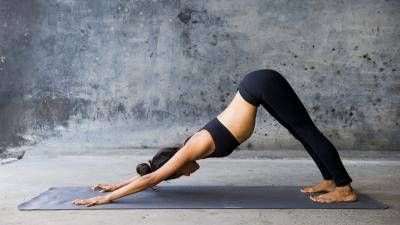 Female Yoga Wallpaper 61326