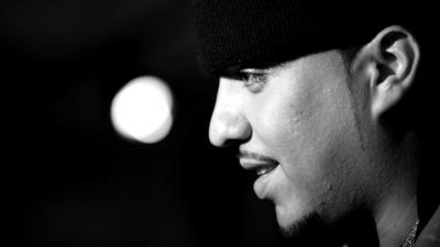 French Montana Face Wallpaper 59050