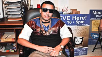 French Montana Wallpaper Background 59053