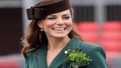 Happy Kate Middleton Wallpaper 60852
