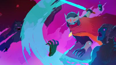 Hyper Light Drifter Game Desktop Wallpaper 61524
