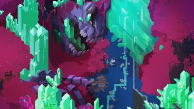 Hyper Light Drifter Game Wallpaper 61526