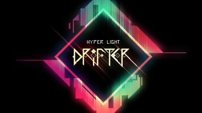 Hyper Light Drifter Logo Wallpaper 61520