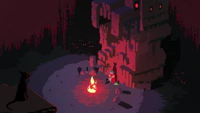 Hyper Light Drifter Video Game Desktop Wallpaper 61522