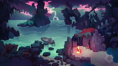 Hyper Light Drifter Wallpaper 61517