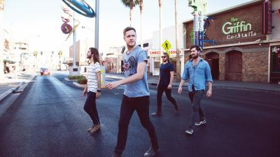 Imagine Dragons Widescreen HD Wallpaper 61636