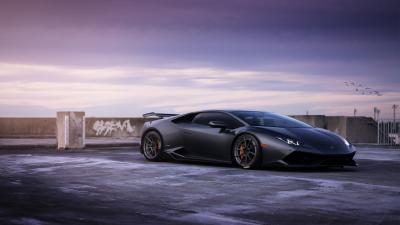 Lamborghini Car Widescreen HD Wallpaper 59991