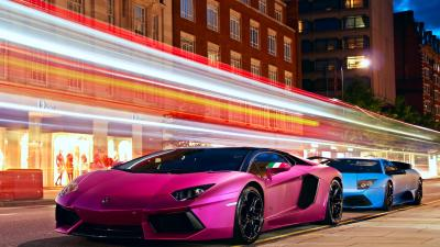 Lamborghini Cars Desktop Wallpaper 59993