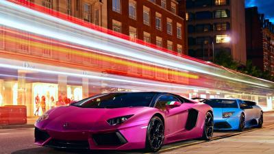 Lamborghini Cars Desktop Wallpaper 59993