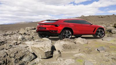 Lamborghini Urus Wallpaper Background HD 62276