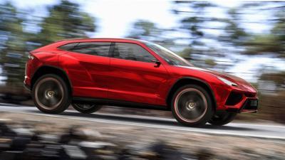Lamborghini Urus Wallpaper Pictures 62279