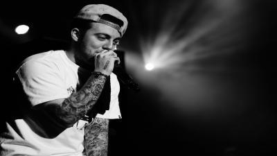 Mac Miller Performing Wallpaper 59553