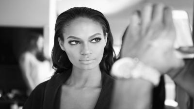 Monochrome Joan Smalls HD Wallpaper 59903