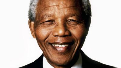 Nelson Mandela Face Wallpaper 60013