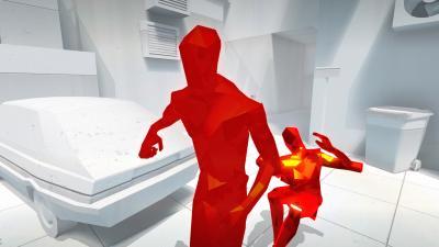 Superhot Game Desktop Wallpaper 61481