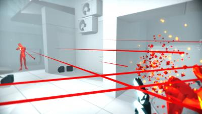 Superhot Game Wallpaper Background HD 61490
