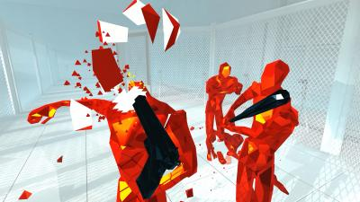 Superhot Video Game Wide Wallpaper 61491