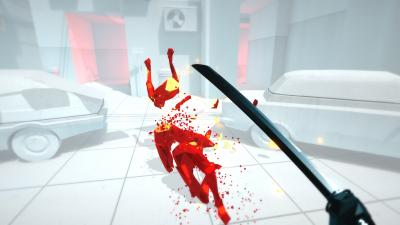 Superhot Wide Wallpaper Background 61489