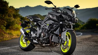 Yamaha FZ 10 Bike Desktop Wallpaper 62170