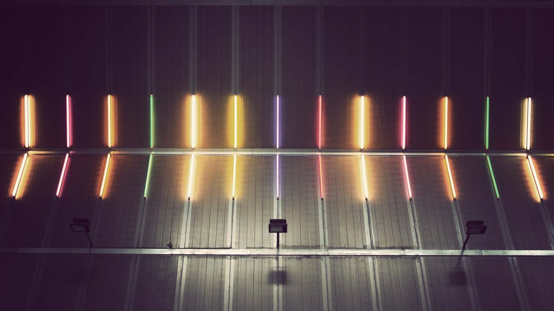 colored neon lights desktop wallpaper 62461